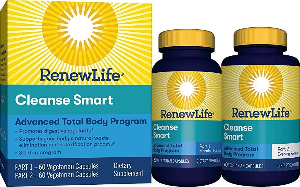 pure cleanse renew life review