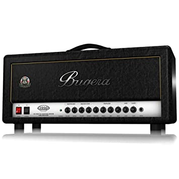 Bugera 044952 - Amplificador cabezal para guitarra