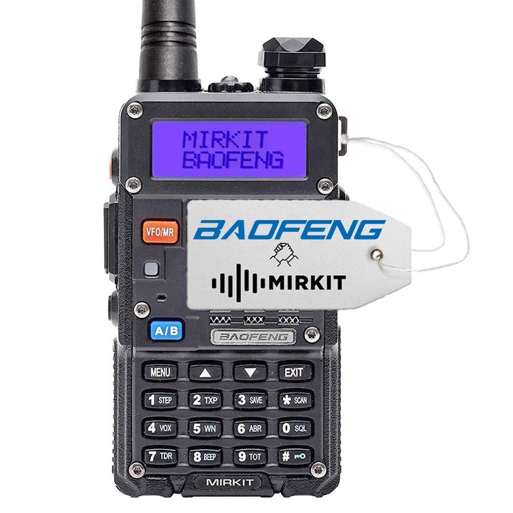 Mirkit Radio Baofeng UV-5R MK3 5W 1800 mAh Li-Ion Battery Pack, BaofengRadio corp by Mirkit