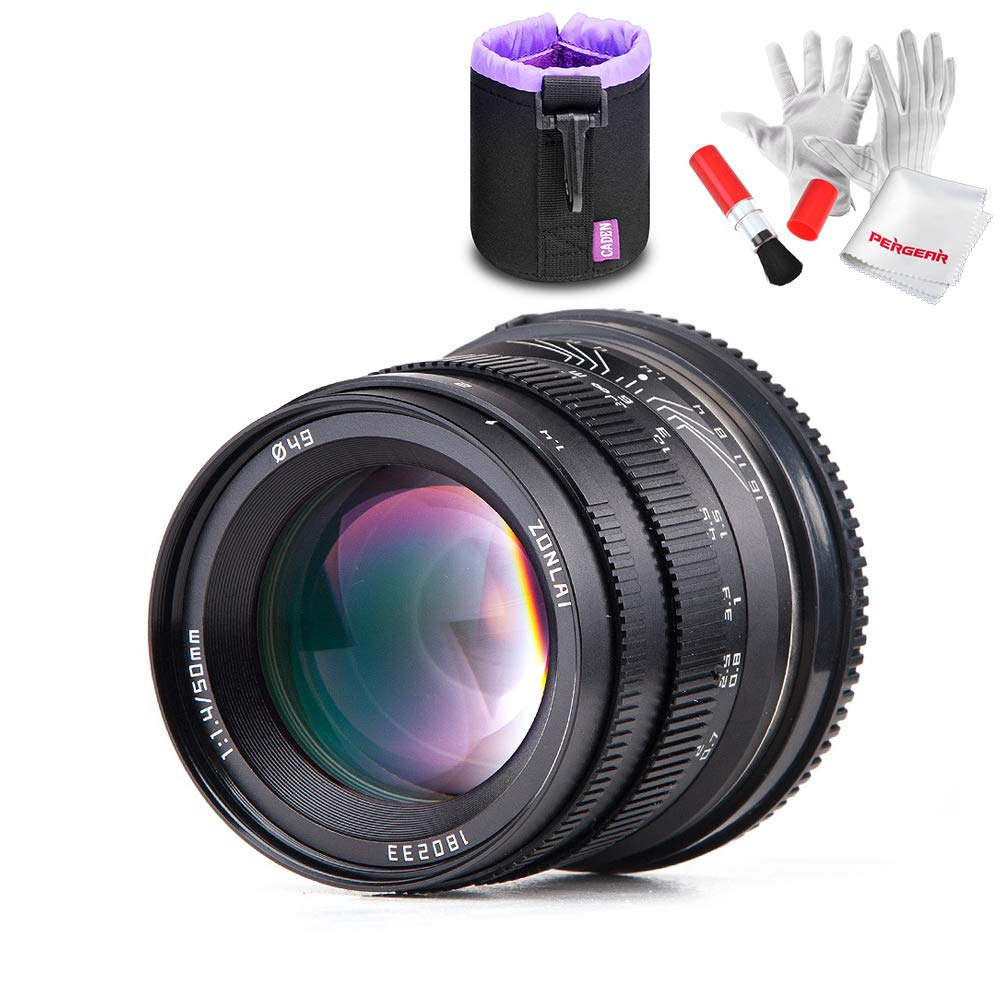 Zonlai 50mm f1.4 大口径ズームレンズ APS-C 富士フイルムXマウント X-T20 ミラーレスカメラ 富士フイルムX-A1 X-T10 X-A2 X-T1 X-A3 X-A10 X-M1 X-M2 X-E1 X-E2 X-E3 X-T1 X-T2 X-T10 X-T20 X-Pro1 X-Pro2 軽量&コンパクト B07GV6G3HP, Present-web:bd9a8870 --- ijpba.info