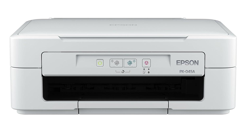 ee45729172 Amazon | EPSON エプソン プリンター インクジェット複合機 Colorio PX-045A | エプソン |  インクジェットプリンタ複合機 通販