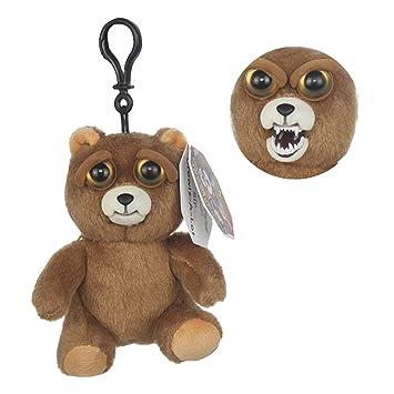 6829ab94b02bc BNZHome Feisty Pets con expresión Divertida muñeca de Peluche niños  (Mr.Roar)  Amazon.es  Juguetes y juegos