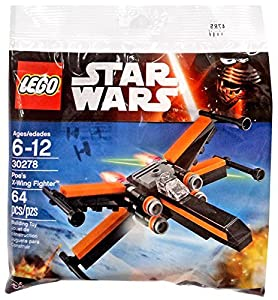 Lego Star Wars Poe's X-Wing Fighter [30278] by LEGO