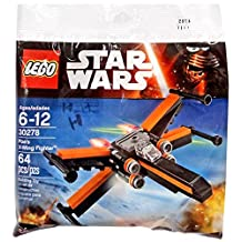 Star Wars / Force of arousal Lego poly bag series 30278 Poe 's X wing starfighter / STAR WARS THE FORCE AWAKENS 2015 LEGO POE'S X-WING STARFIGHTER [parallel import goods] latest movie episode 7