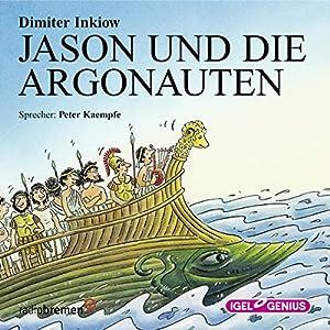 Jason und die Argonauten Hörbuch