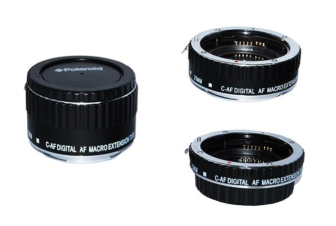 43 opinioni per Polaroid PL-EXTC Set 3 Tubi Auto Focus DG Macro Extension per Canon EOS / Canon