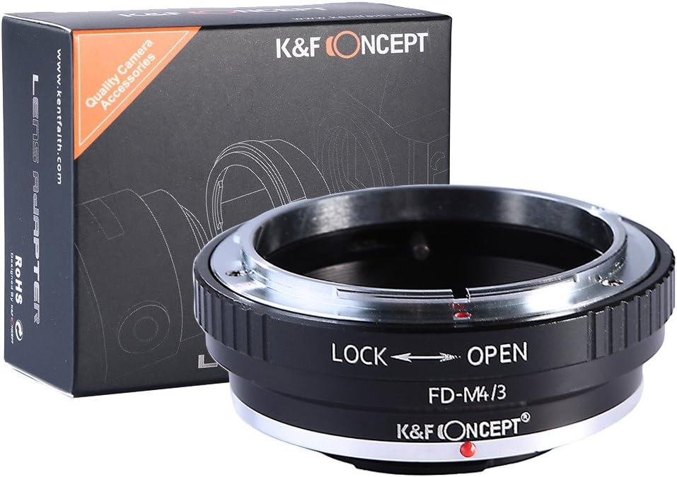 Adaptador K/&F FD-M43