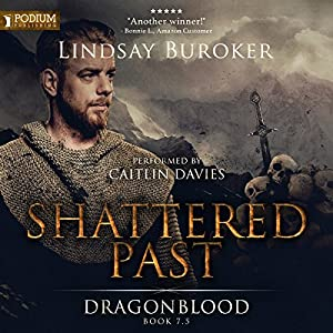 Shattered Past Audiobook