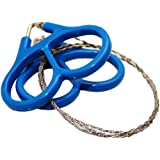 RICISUNG Mini Stainless Steel Wire Saw Emergency Camping Hunting Survival Tool Chain