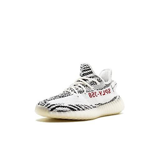 buy online 02fa8 3f776 adidas Yeezy Boost 350 V2 Zebra CP9654 Men: Amazon.co.uk ...