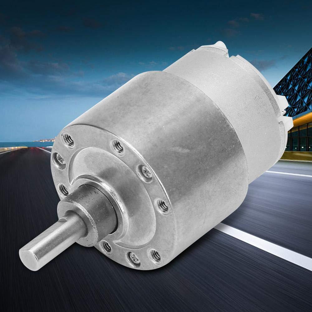 Motor de reducci/ón de velocidad M/áquina expendedora de juguetes Abridor de ventanas Motor de engranaje Equipo de automatizaci/ón 500 Motor Motorreductor de 37 mm Motor de juguete inteligente 6V 3