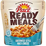 Pace Ready Meal Southwest Style Mac & Cheese, 9 Ounce