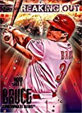 2014 Topps Opening Day Breaking Out #BO10 Jay Bruce - Cincinnati Reds (Baseball Cards)