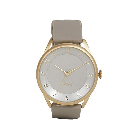 Parfois - Reloj Beige - Mujeres - Tallas Única - Beige