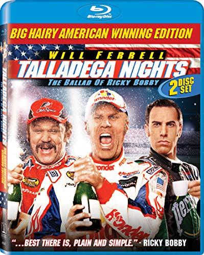 Talladega Nights: The Ballad of Ricky Bobby [2-Disc Blu-ray - Theatrical + ()