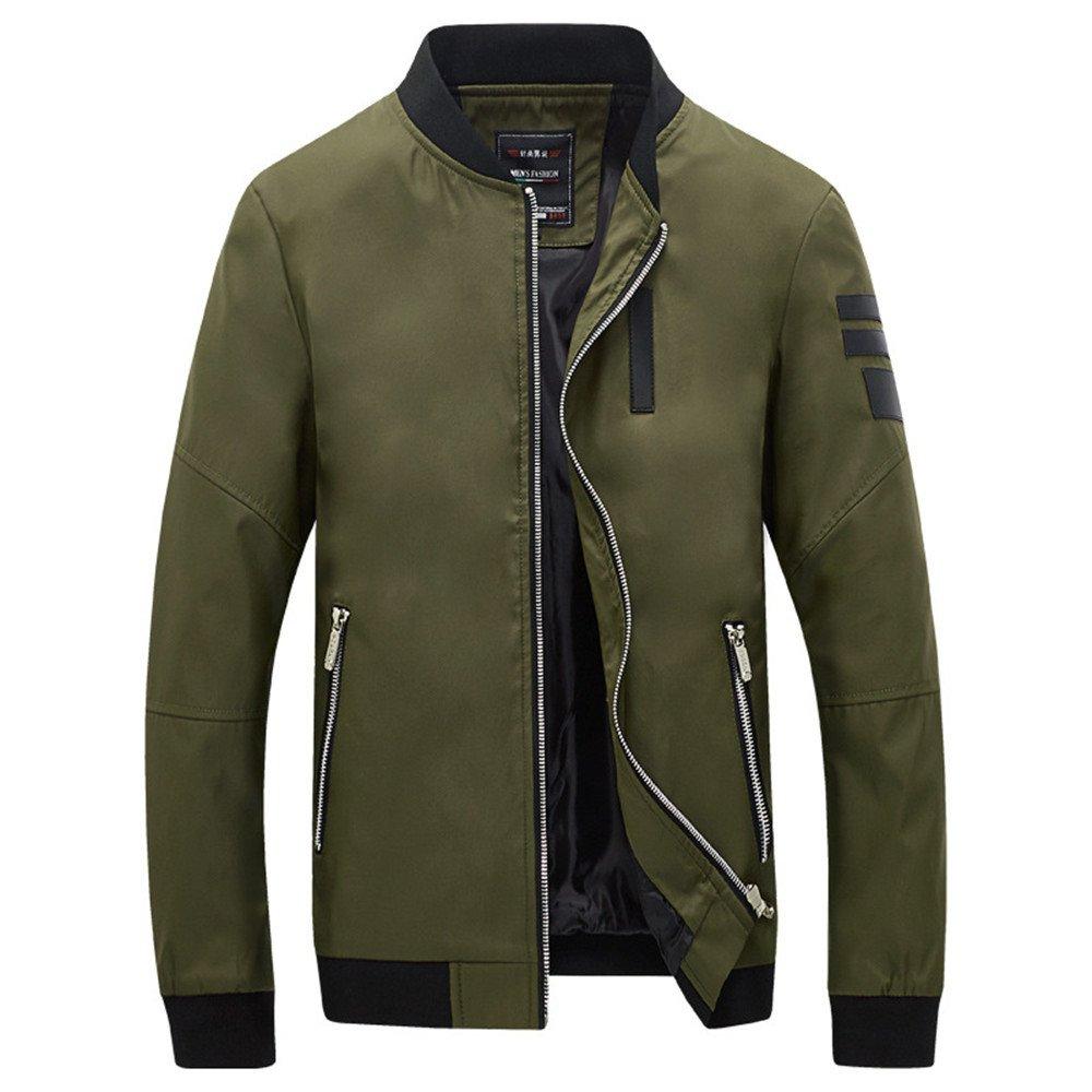 Fjubjv männer - Casual Mode,Army Grün,3XL