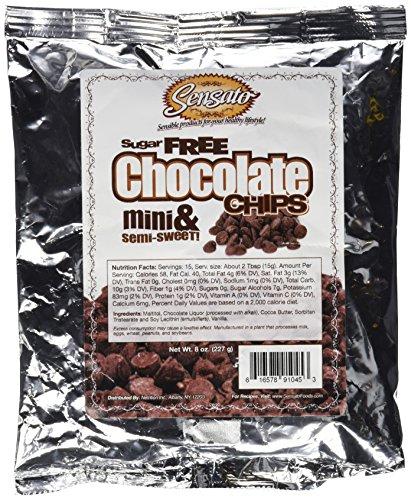 Chocolate Chips Sugar Free Mini Semi Sweet product image