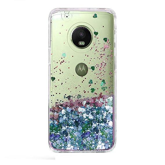 Fille Cas Tpu Conception De Puissance Pour Motorola Moto E4 0V8b6Icn