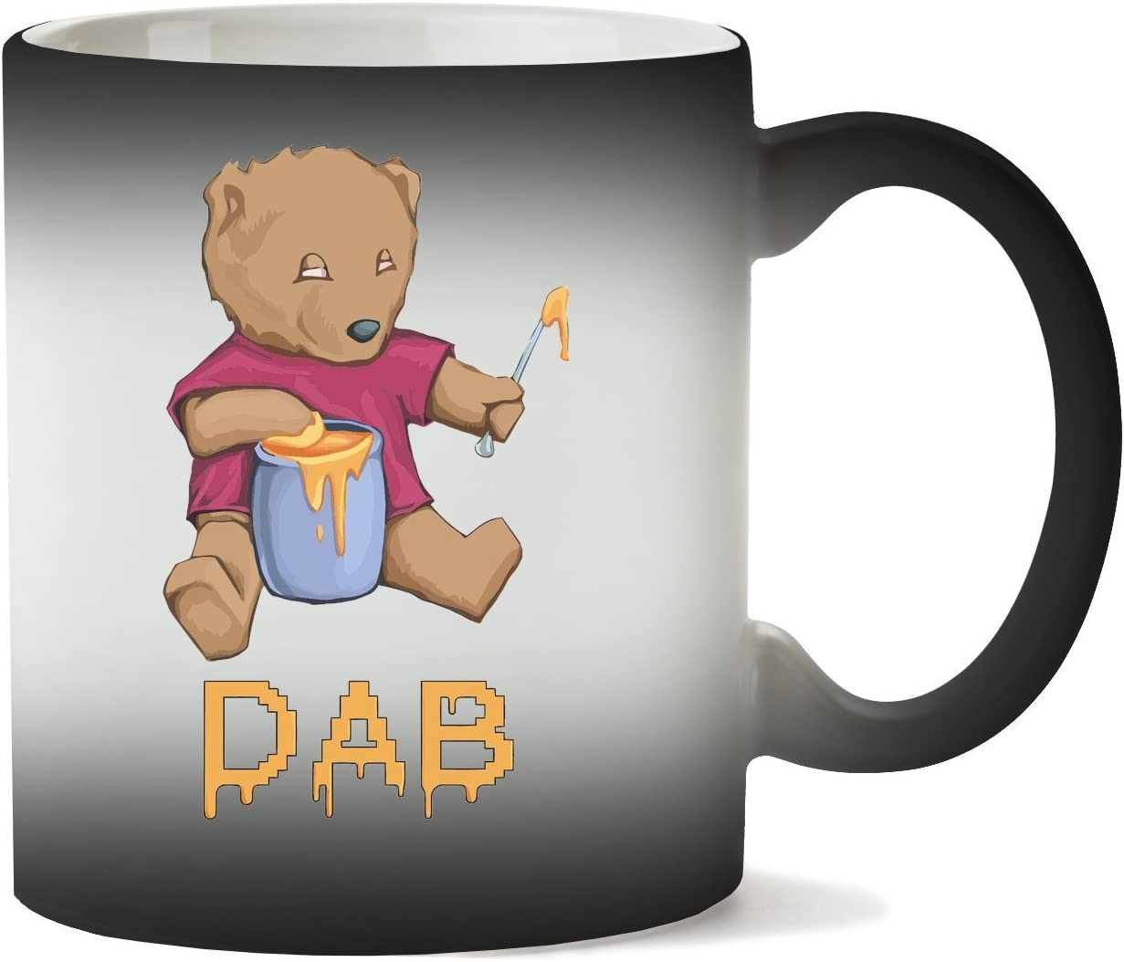 PC Hardware Store Dab Taza Calor Cambio De Color