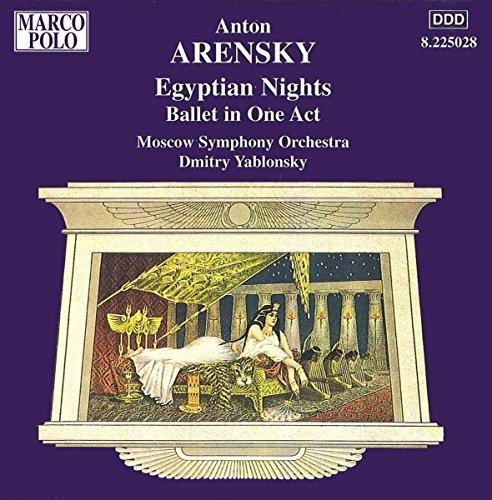 arensky symphony - 7