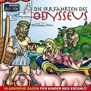 Die Irrfahrten des Odysseus Audiobook
