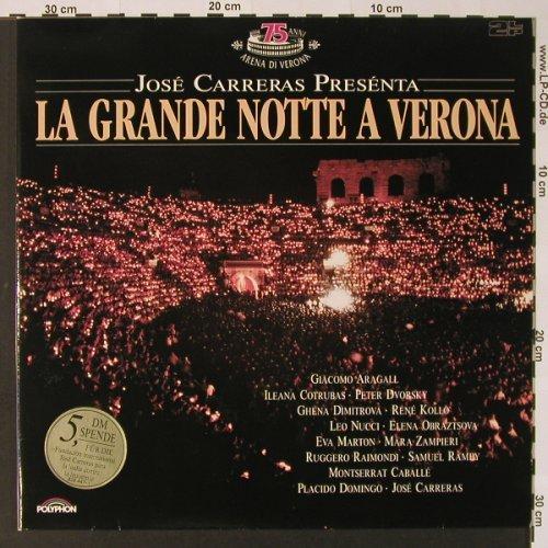 Grande Verona (Presénta la grande notte a Verona)