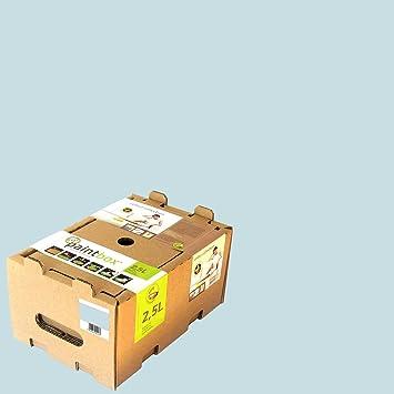 Colour Collection Carton De Peinture Bleu Pastel 25 L Amazonfr