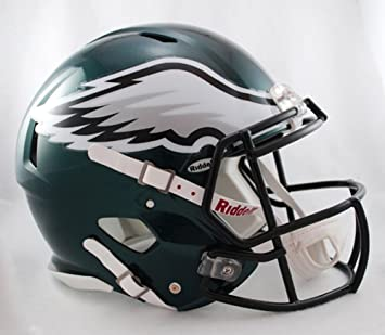 Riddell – Casco Mini Football NFL Speed Philadelphia Eagles
