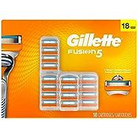 Gillette Fusion5 Manual Cartridges, 18-count