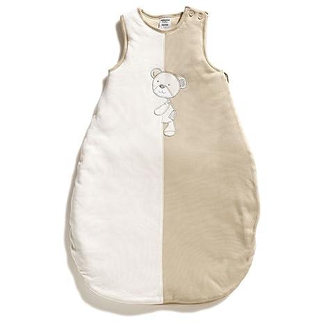 Jacky unisexo saco de dormir, Basic, beige, 86 (18 meses),