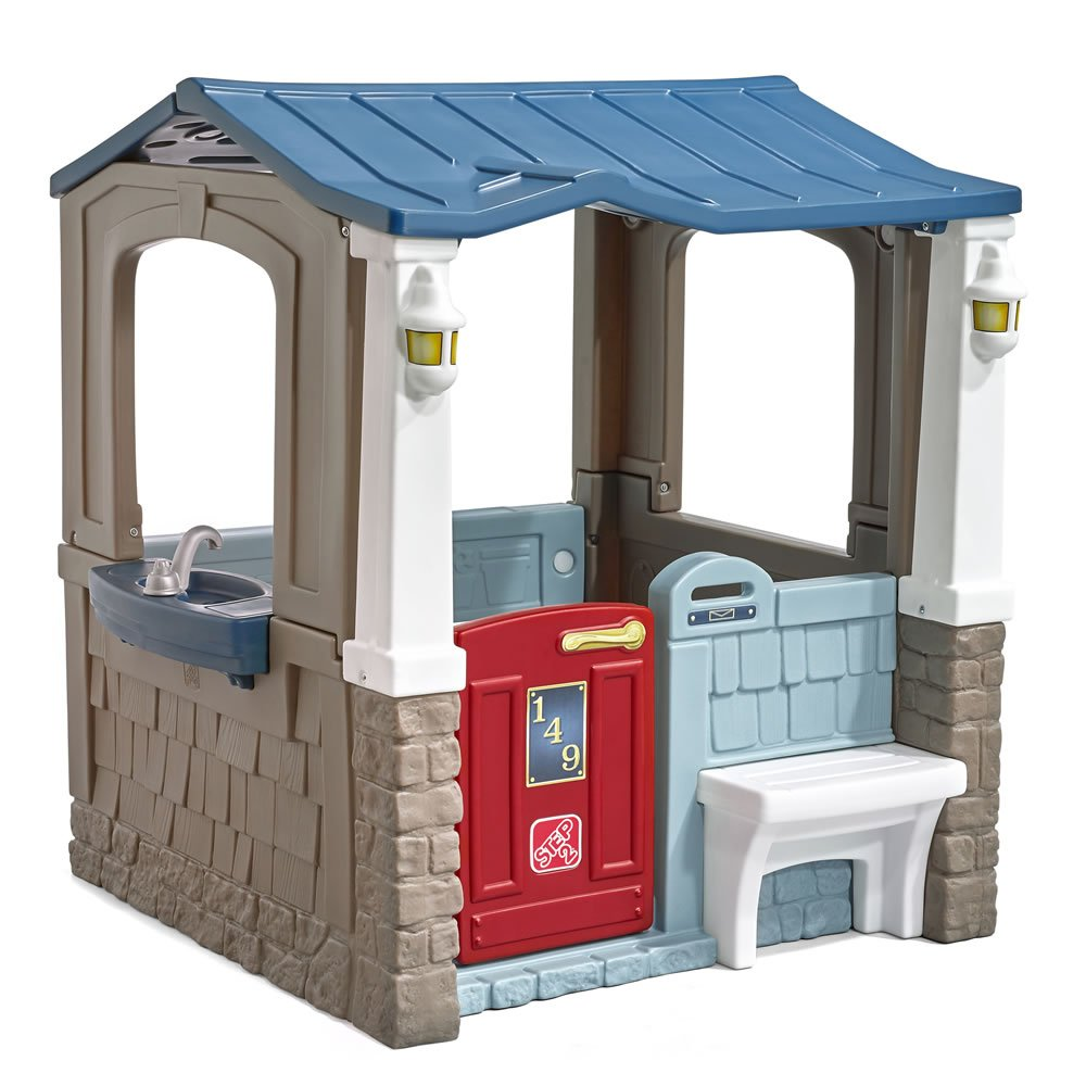 step2 Seaside Villa Kids Playhouse B07BG68554