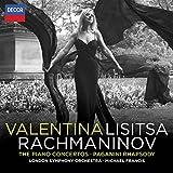 Rachmaninov Piano Concertos/Rhapsody On A Theme Of Paganini (2Cd Set)
