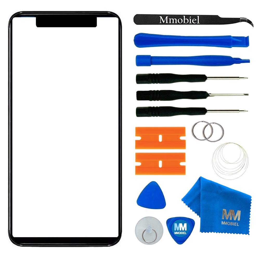Amazon com: MMOBIEL Front Glass Repair Kit for OnePlus 6 1+6