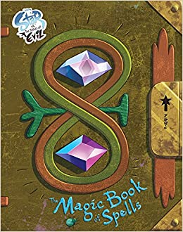 amazon star vs the forces of evil the magic book of spells