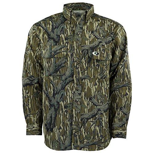 mossy oak thermal shirt for men - 3