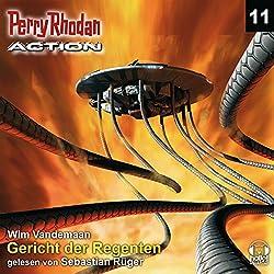 Gericht der Regenten (Perry Rhodan Action 11)