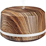 Essential Oil Diffuser 450ml, BAXIA TECHNOLOGY Aromatherapy Diffusers for Essential Oils Ultrasonic Humidifiers