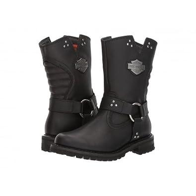 Davidson Harley Noir Noir41 BlkBottes Pour Barford Femme tdCsrxhQ