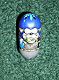 MIGHTY BEANZ 2010 SERIES 2 LOOSE ULTRA RARE #121 BULLDOG MAN BEAN