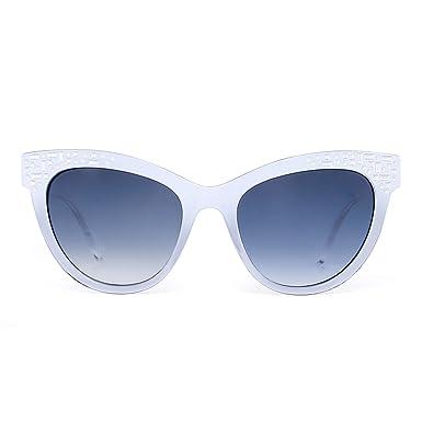 JM Lujo Embellecer Ojos de Gato Gafas de Sol Gradiente Diseñador Sombras Mujer UV400