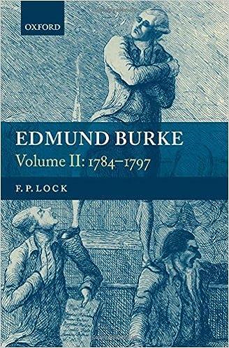 Edmund Burke: Volume II: 1784-1797: 1784-1797 v. 2