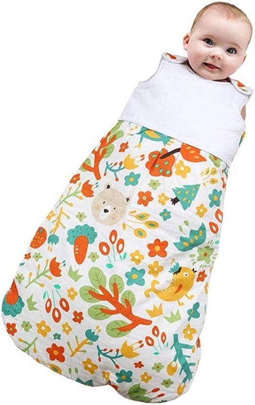 Baby sleeping bag Sin Mangas Dormir De Forro Sacos, Doble ...