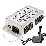 RioRand DMX512 LED Signal Splitter Amplifier