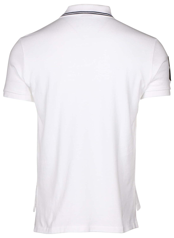 Polo Ralph Lauren Mens Big Pony Diagonal Stripe Polo Shirt at Amazon Mens Clothing store: