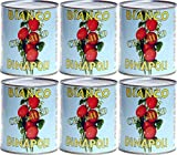 (Pack of 6) Bianco DiNapoli Organic Crushed Tomatoes 28 oz
