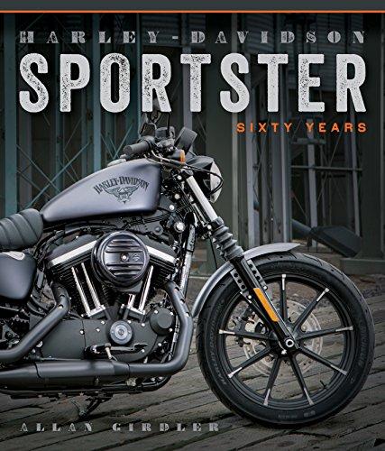 Harley-Davidson Sportster: Sixty Years (Harley Boys Motorcycles Davidson)
