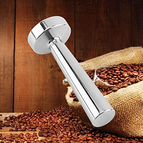 W4G_Store - Tampones de café de acero inoxidable sólido para ...