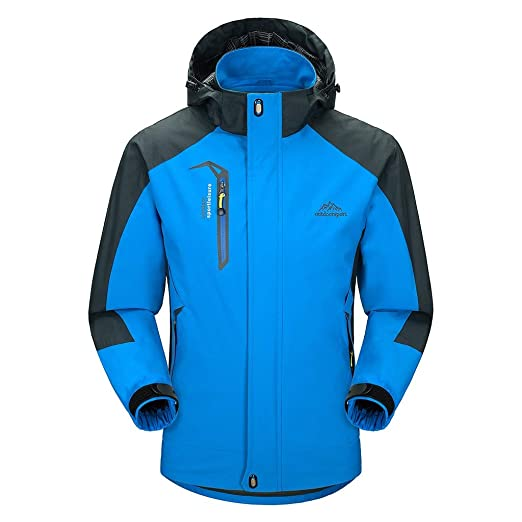 Amazon.com: Goddessvan 2019 Ski Jacket Men Waterproof Warm ...