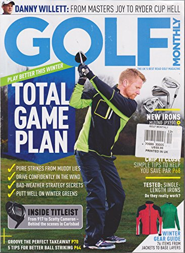 Golf Monthly Magazine - Golf Monthly Magazine December 2016