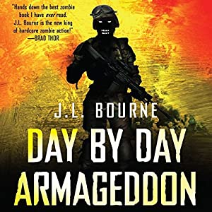 Day By Day Armageddon Audiobook